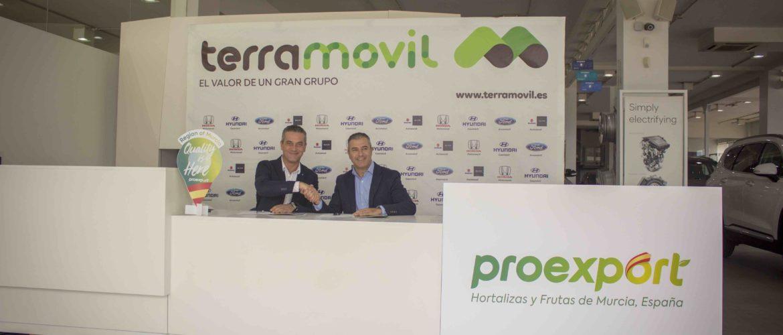 Terramóvil y Proexport suscriben un acuerdo que beneficia a 28.000 trabajadores agrícolas