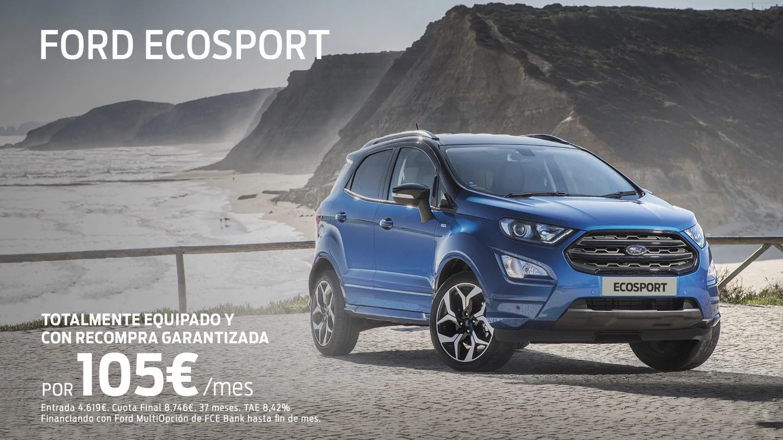 Oferta Ford Ecosport Arcomovil