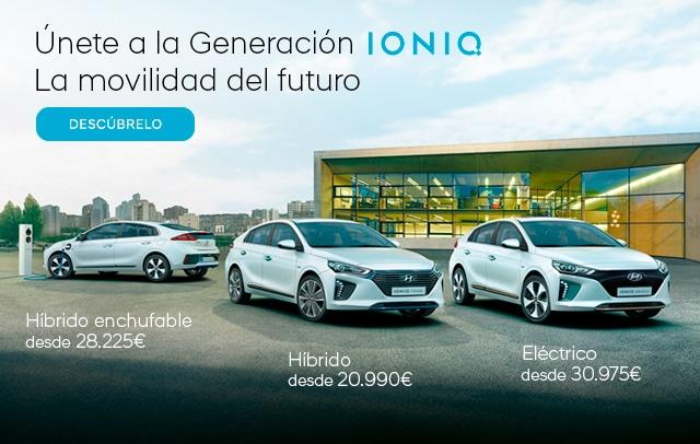 oferta gama ioniq Gasmovil Murcia