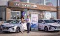 Prevemur confia en Hyundai Gasmovil para la compra de 7 ioniq híbridos