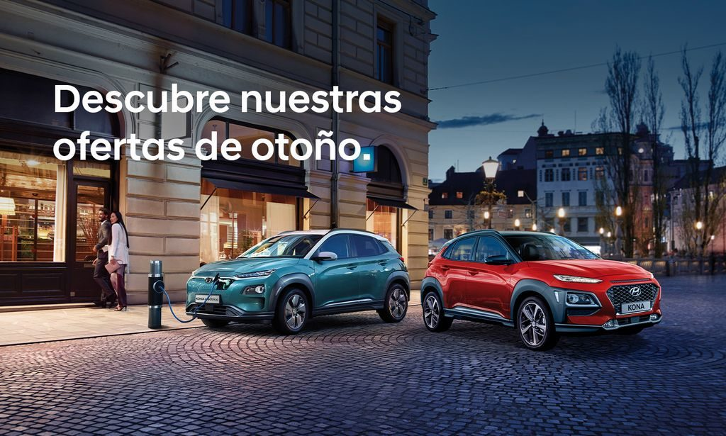 Oferta Hyundai Otoño Gasmovil
