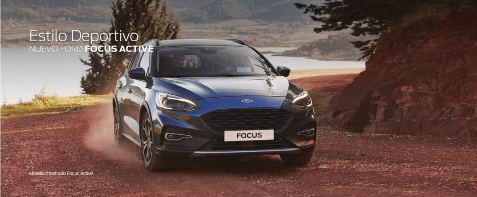 Oferta Ford Focus Arcomovil - Grupo Terramovil
