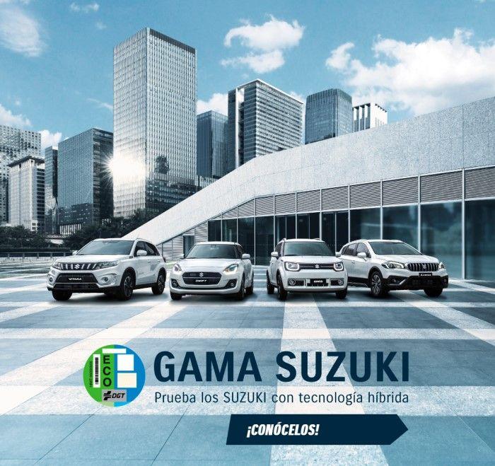 Gama Suzuki Hybrid - Autoexcel Murcia - Grupo Terramovil