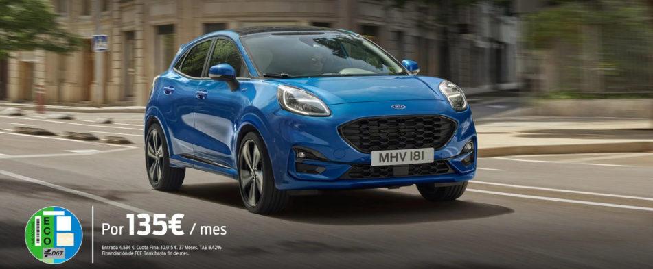 Nuevo Ford Puma oferta Arcomovil Terramovil