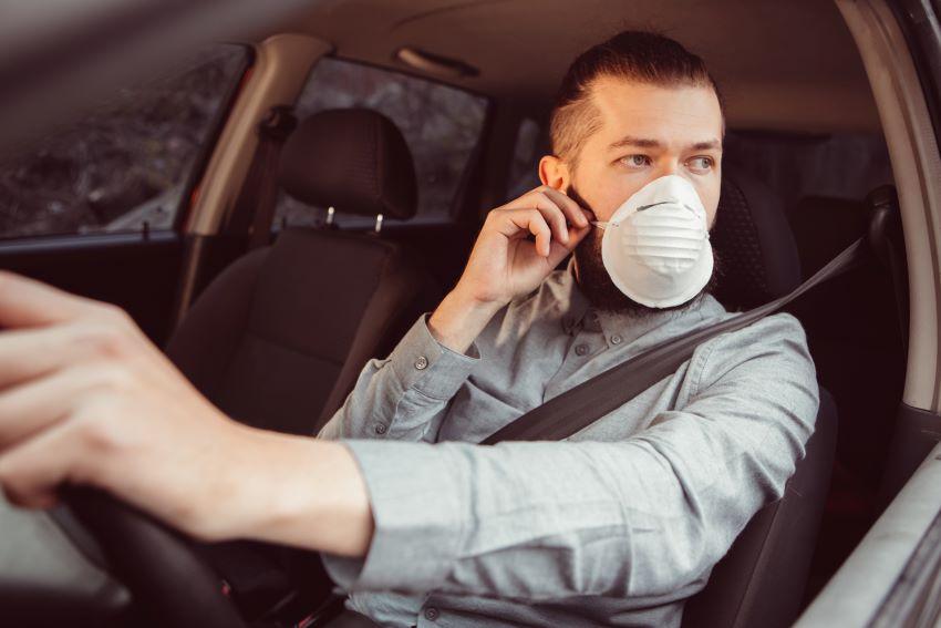 Coronavirus coche evitar contagios