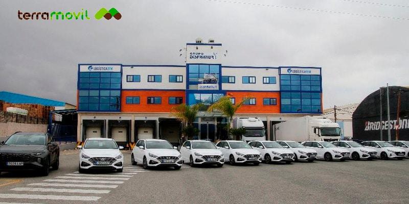 Disfrimur confía en Terramovil para ampliar su flota de coches con Hyundai