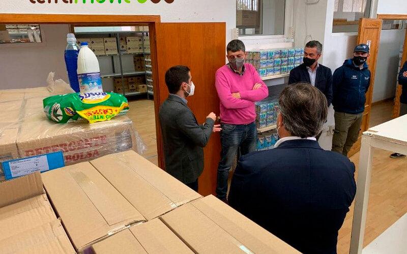 Terramovil apoya el rally de Lorca y muestra su lado más solidario