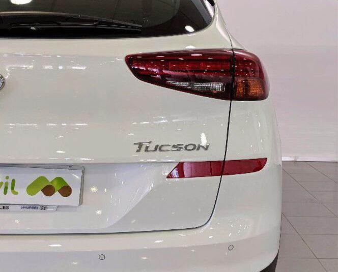 HYUNDAI TUCSON 1.6 CRDI 85kW 116CV 48V SLE 4X2