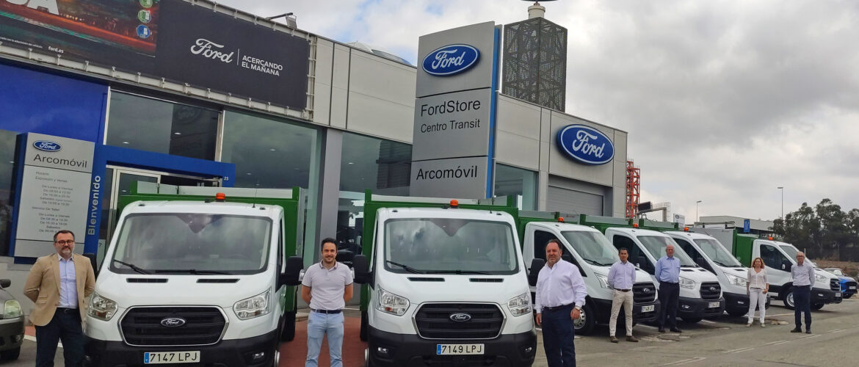 STV confía en Ford Arcomovil para ampliar su flota de vehículos