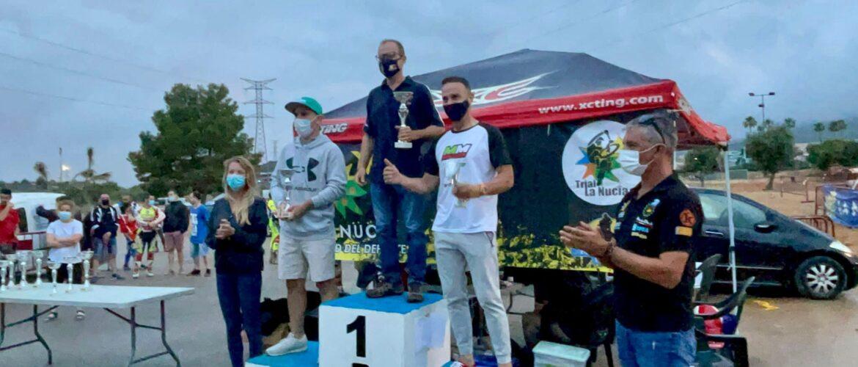 Andrés Martínez-Cacha primero en la Quinta prueba del Campeonato Regional de Valencia de trial