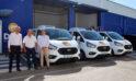 DFM Rent a Car se encomienda a Ford Arcomovil para ampliar su flota de vehículos industriales
